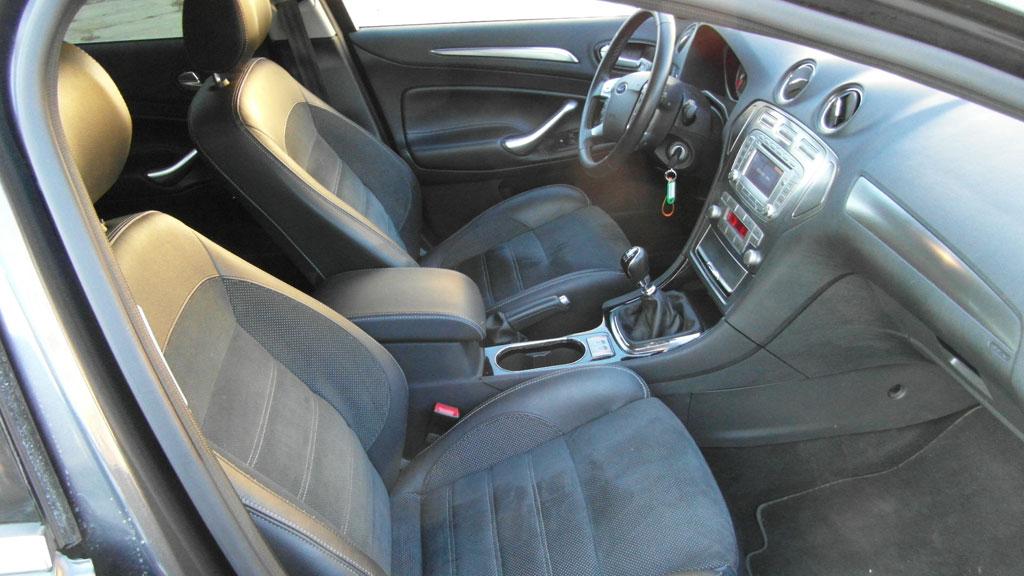 wypożyczalnia aut osobowych poznań Ford Mondeo 2.0 TDCi kombi