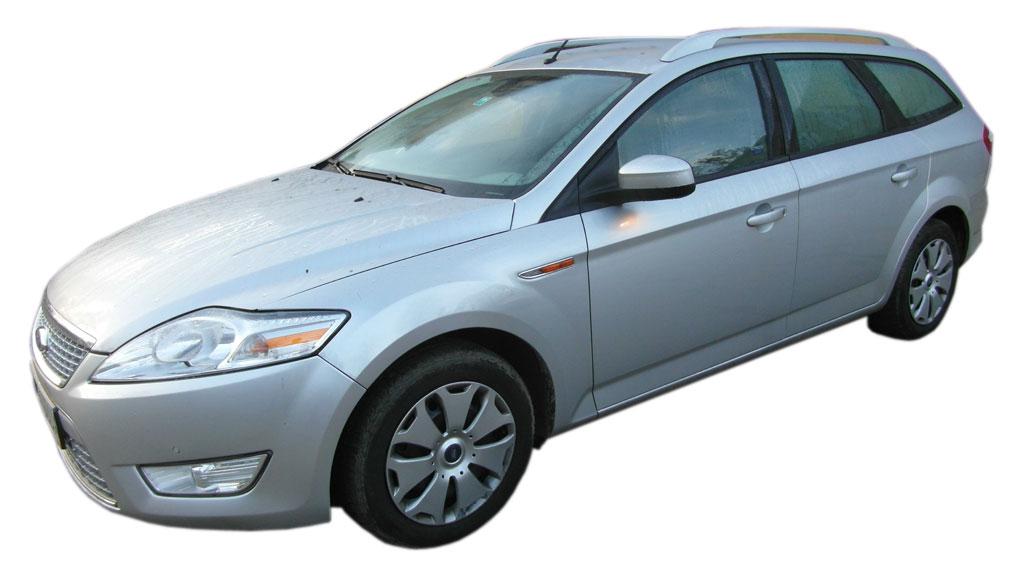 Wypożyczalni samochodów osobowych Poznan Ford Mondeo 2.0 TDi kombi