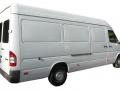 Wynajem busów dostawczych Poznań MB Sprinter 313 2.2 CDI maxi (do 2006)