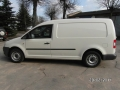 Wynajem Busów Dostawczych Poznań -VW Caddy maxi 1.9 TDi