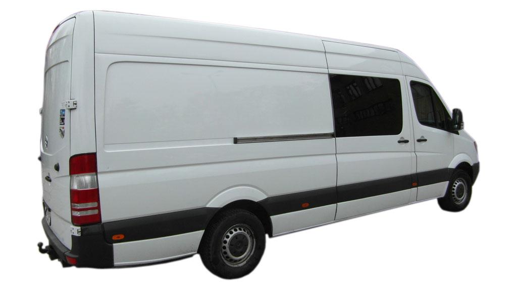 Wynajem Busów Osobowych Poznań -MB Sprinter 313 2.2 CDI maxi (9 os.)