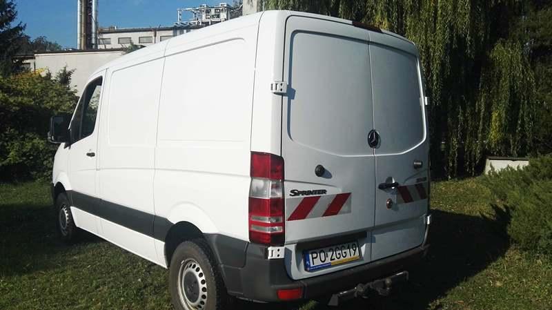 Mercedes 310 - wypozyczalnia busw poznan